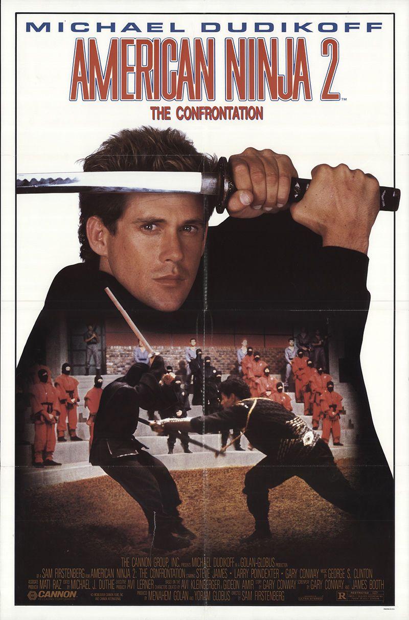 AMERICAN NINJA 2 (1987)   American ninja 2   Best movie