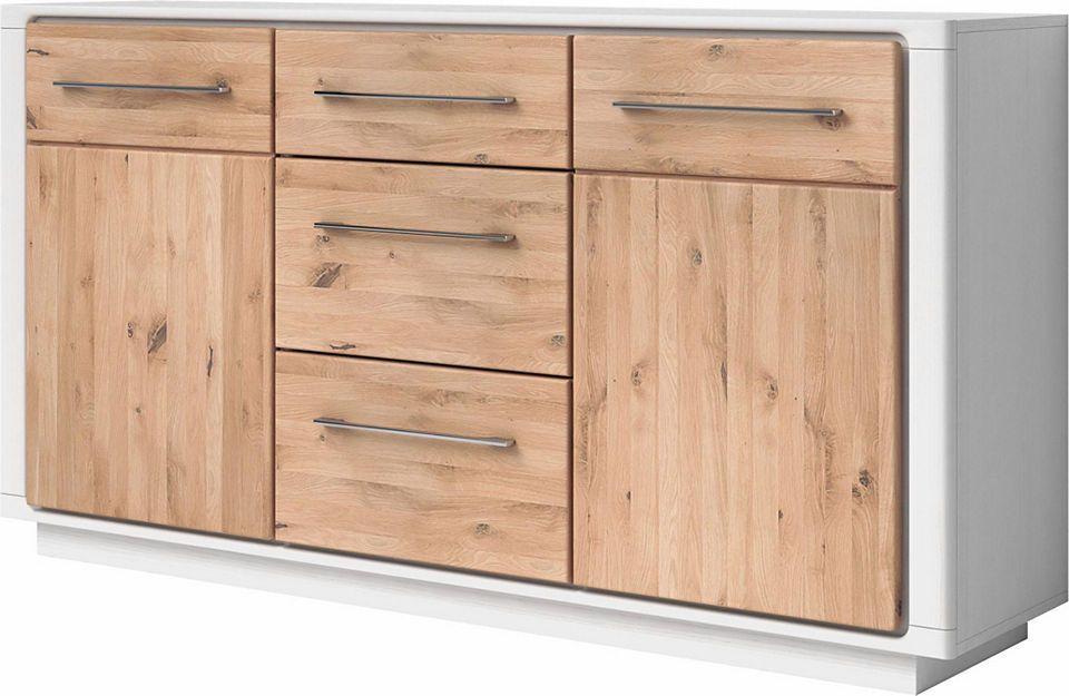 Home affaire Sideboard »Elba« mit schönen, großen Metallgriffen und