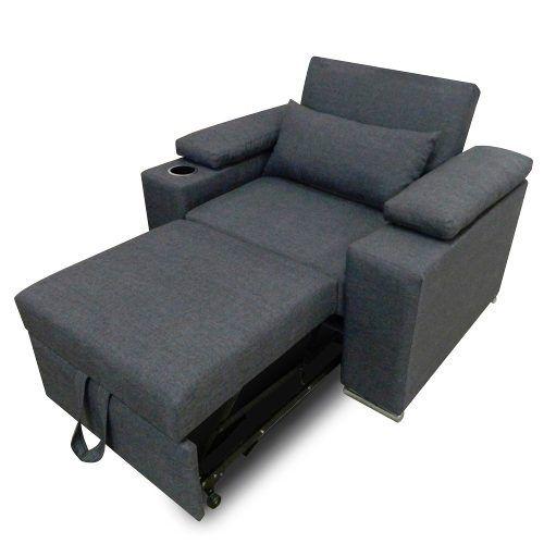 Sof cama salas futon element sill n mobydec muebles - Sofas individuales modernos ...