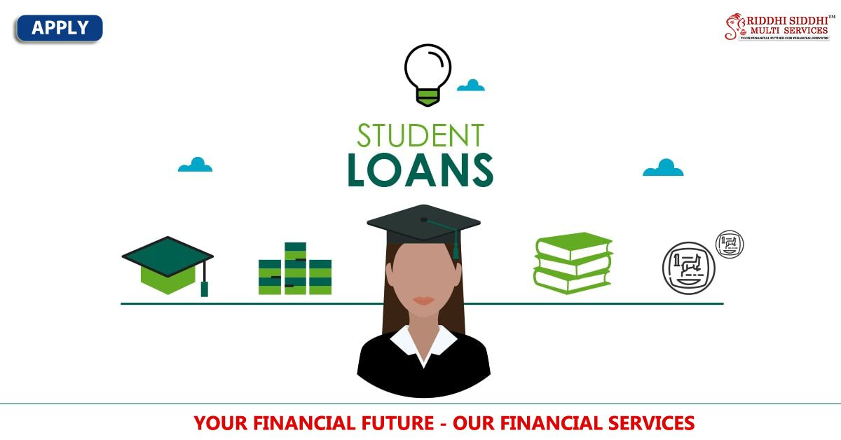 Riddhi Siddhi Multi Services offers Education Loan to help