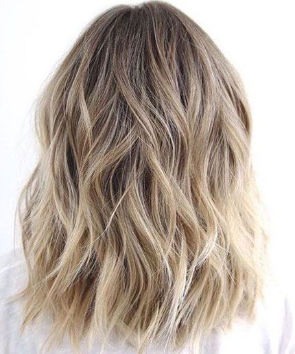 This Hair Color Is Perfect For Lazy Girls