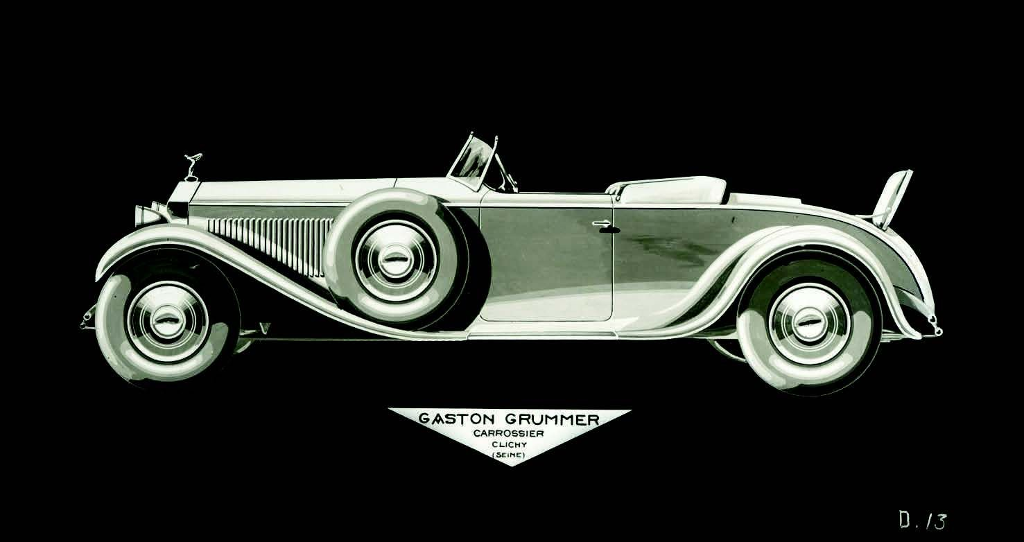 Automobile Carrosserie Gaston Grummer The Art Of Carrosserie Philippe Gr Mmer With