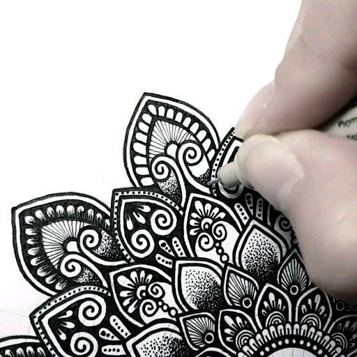 Photo of Mandala Pattern