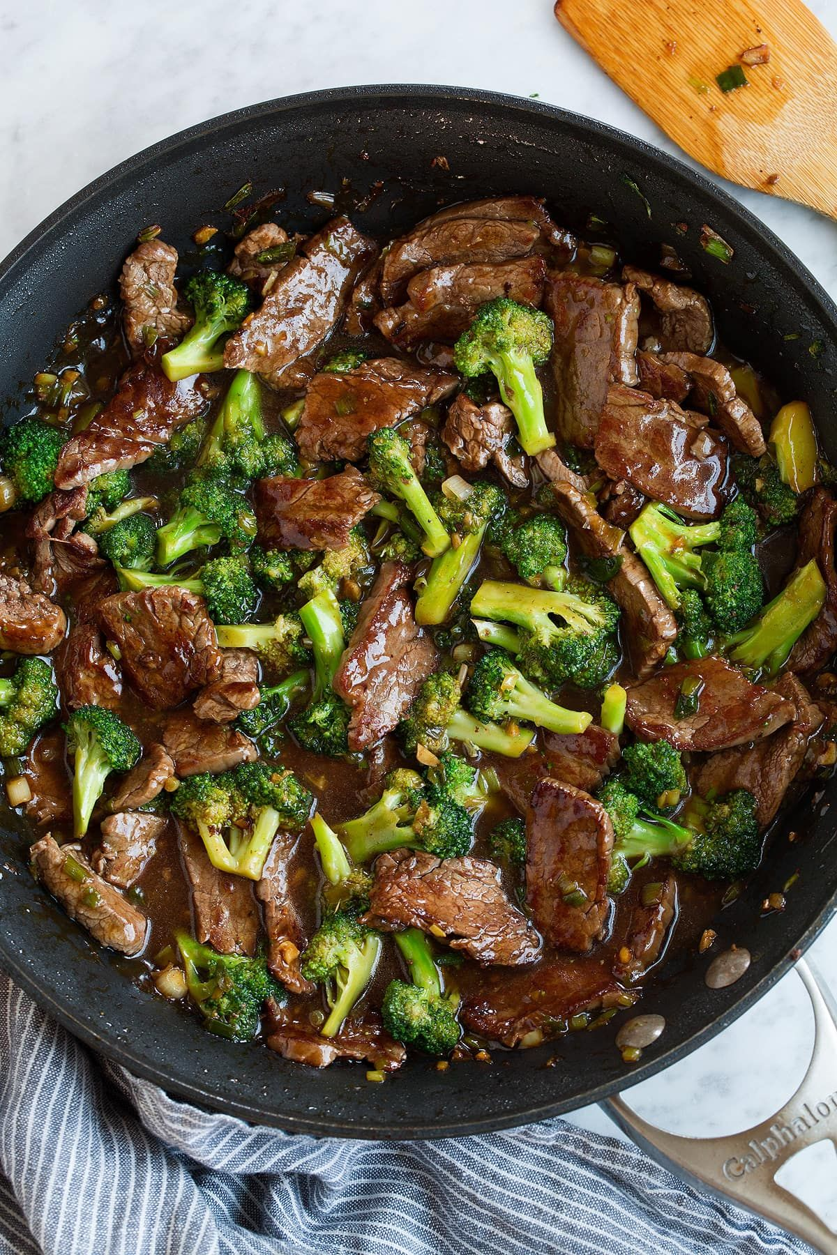 Beef and Broccoli - Cooking Classy
