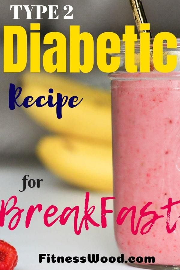 diabetes type 2 smoothie diet