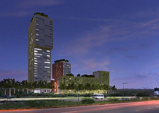 The Villagio Accra Ghana Ghana Accra Willis tower
