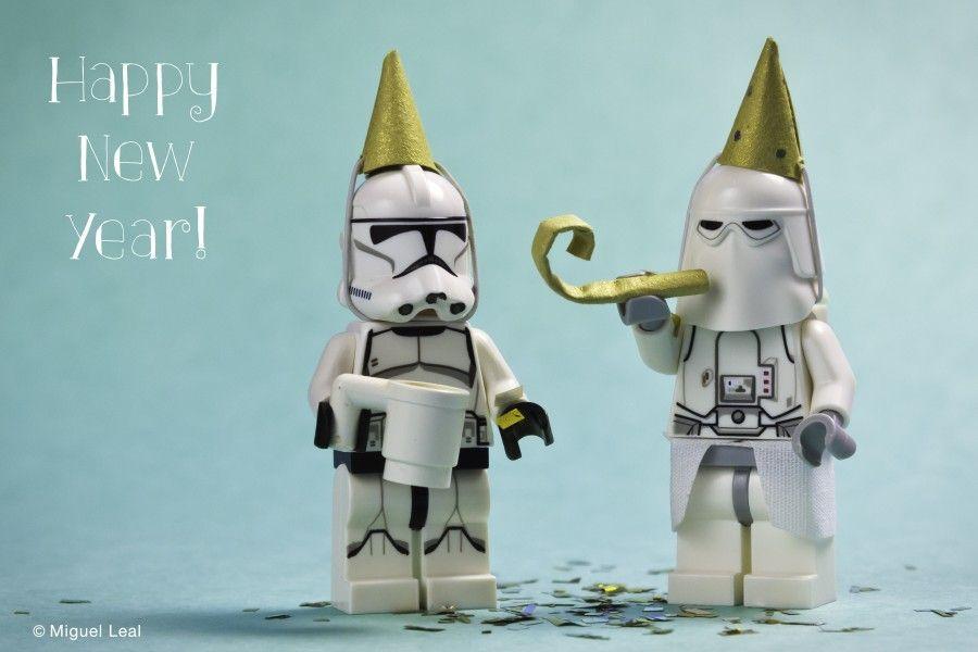 Happy new year Lego star wars birthday, Star wars art