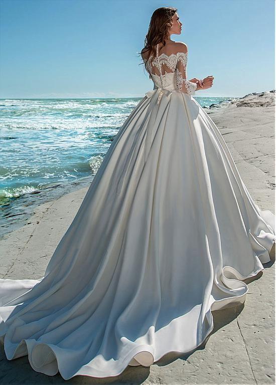 Hermosa Vestidos De Novia Con Descuento En Línea Ideas Ornamento ...
