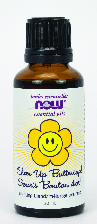 Cheer Up Buttercup! Oil Blend 30 ml | Sunrise Health Foods