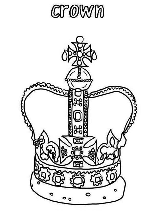 Princess Crown Clip Art Princess Coloring Princess Coloring Pages Crown Clip Art
