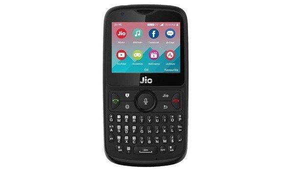 The new Jio Phone 2 features 4G, NFC, QWERTY keyboard and