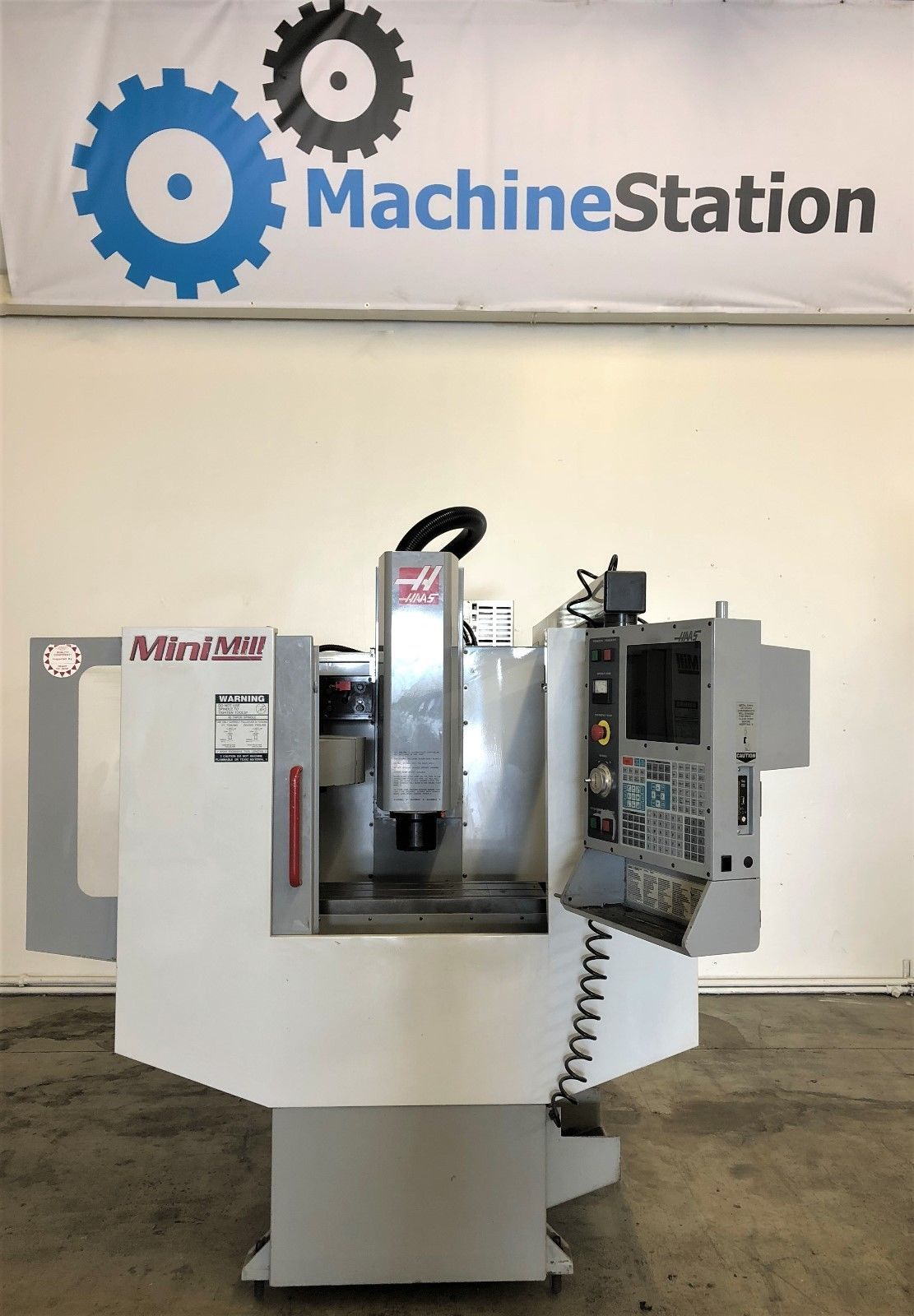 HAAS MINI MILL VERTICAL MACHINING CENTER | Vertical