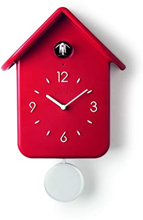 Amazon Co Uk Cuckoo Clock Modern Home Kitchen Modern Cuckoo Clocks Cuckoo Clock Home Clock