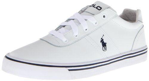 Amazon.com | Polo Ralph Lauren Men's Hanford Fashion Sneaker | Fashion  Sneakers