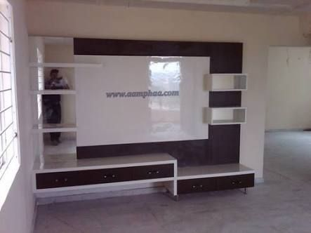 Image Result For Modern Interior Tv Unit Design