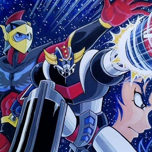 Univers Anime Manga: Prince Duke Fleed Aka Daisuke Umon... Commander Of UFO