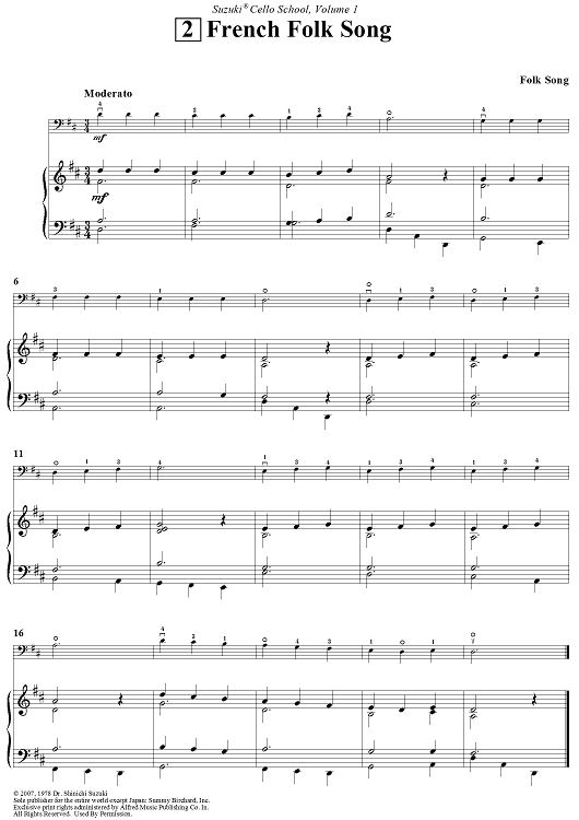 french folk song in 2019 sheet music for contests recitals adjudication educacion. Black Bedroom Furniture Sets. Home Design Ideas