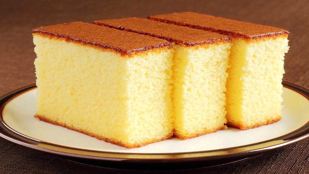 Delicious Homemade Vanilla Cake Recipes Easy Vanilla Cake Recipe Easy Sponge Cake Recipe Cooker Cake