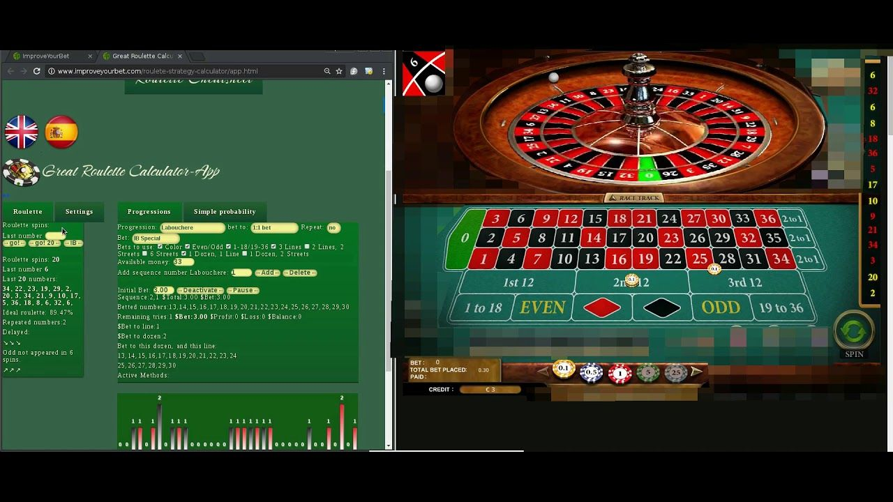 Combine dozens and lines to beat roulette Roulette