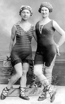1900s Swimsuits For Women 172153 Historic Photograph Women