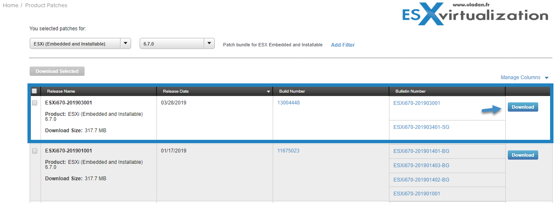 download esxi 6.0 patch 6