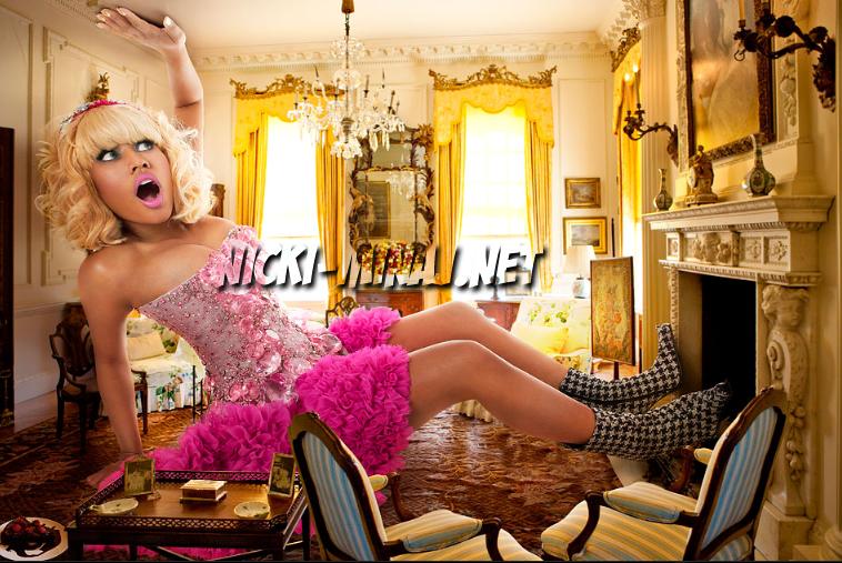 Nicki S Alice In Wonderland Moment Nicki Minaj Pink Friday Nicki Minaj Photos Nicki Minaj Barbie