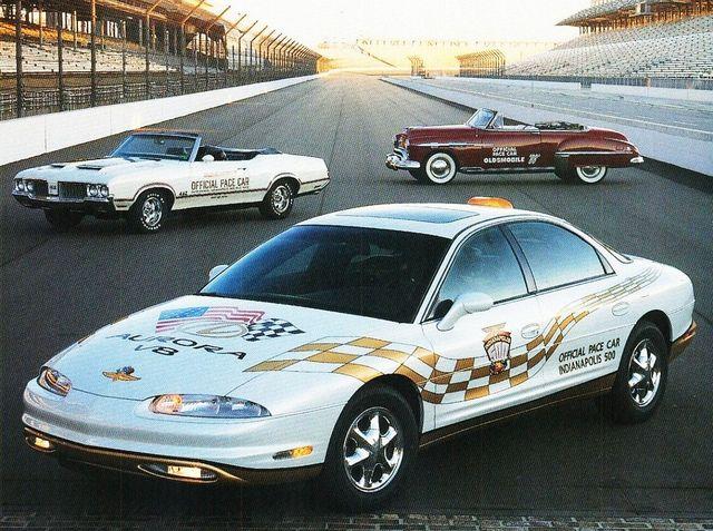 1997 oldsmobile aurora jpg 640 477 pixels oldsmobile indy cars gm car pinterest