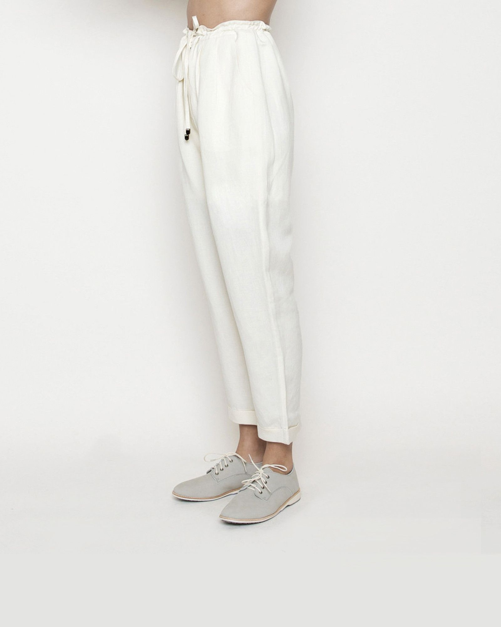 7115 Drawstring Relaxed Pants