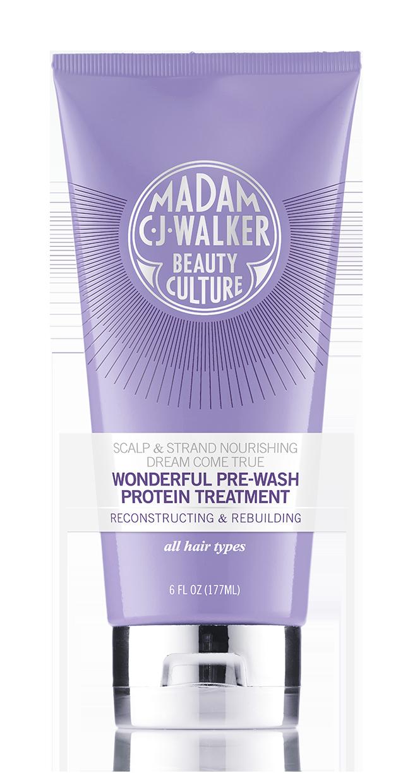 Dream Come True Archives Madam C J Walker Beauty Culture Protein Treatment Pre Wash Makeup Kit