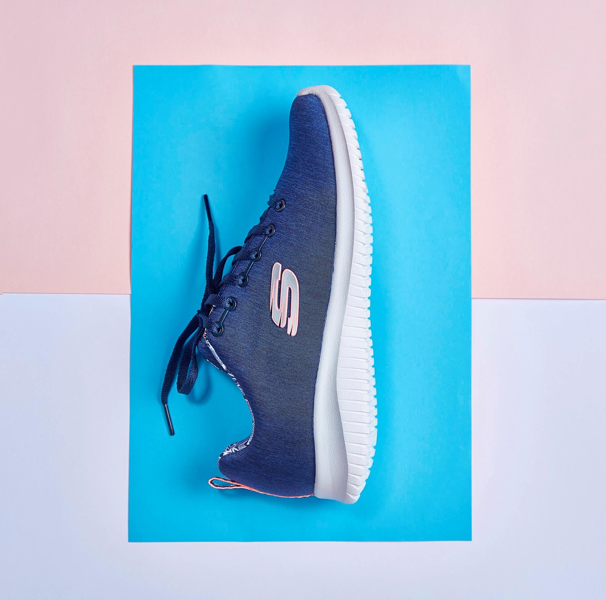 Give Yourself A Boost In The Skechers Burst City Scene