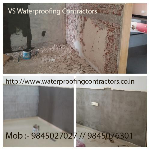 Owing To Our Principled Business Strategies And Understanding Of This Business Arena We Are Immensely Involved In P Wall Waterproofing Leaky Toilet Waterproof