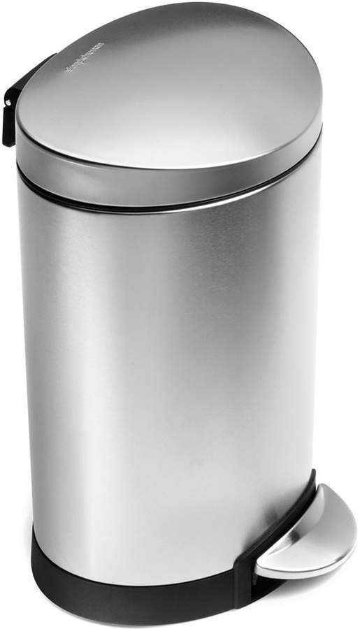 I need a trashcan in my bathroom, like yesterday