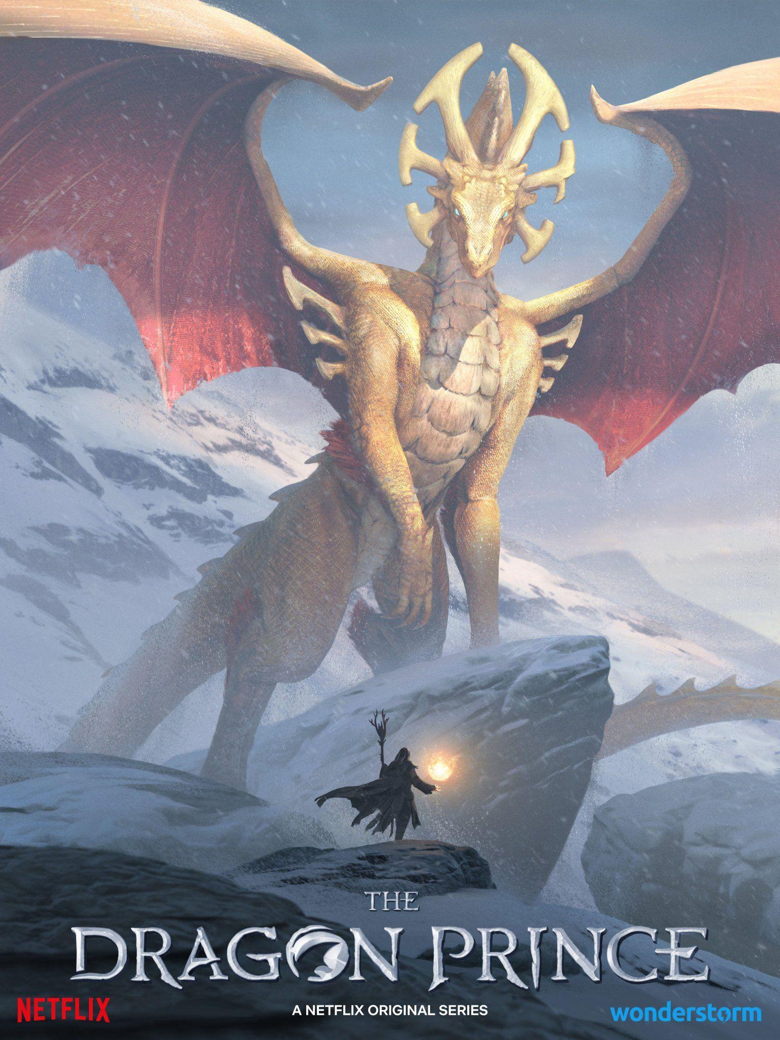 Le Prince Des Dragons Saison 1 : prince, dragons, saison, Dragon, Prince, Twitter, Season, Princess,