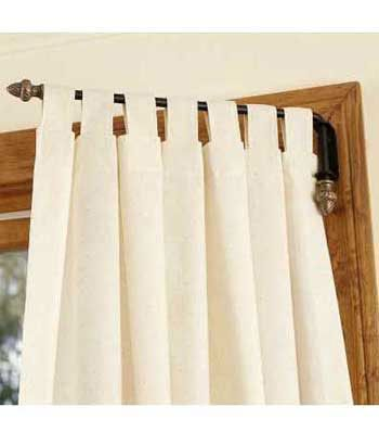 Been searching for swing arm curtain rods Found CountryCurtains