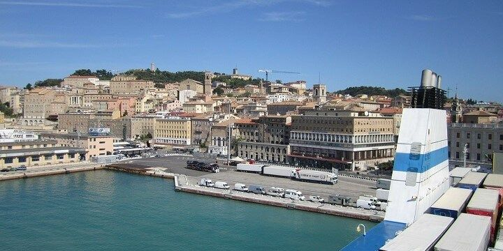 Ancona, Le Marche, Italy