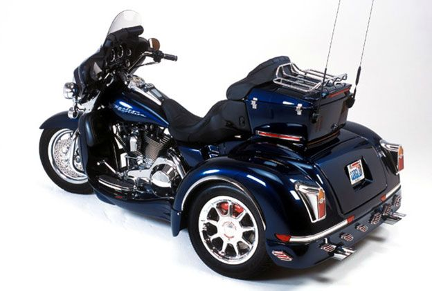 California Sidecar Friendly Trike Baton Rouge La