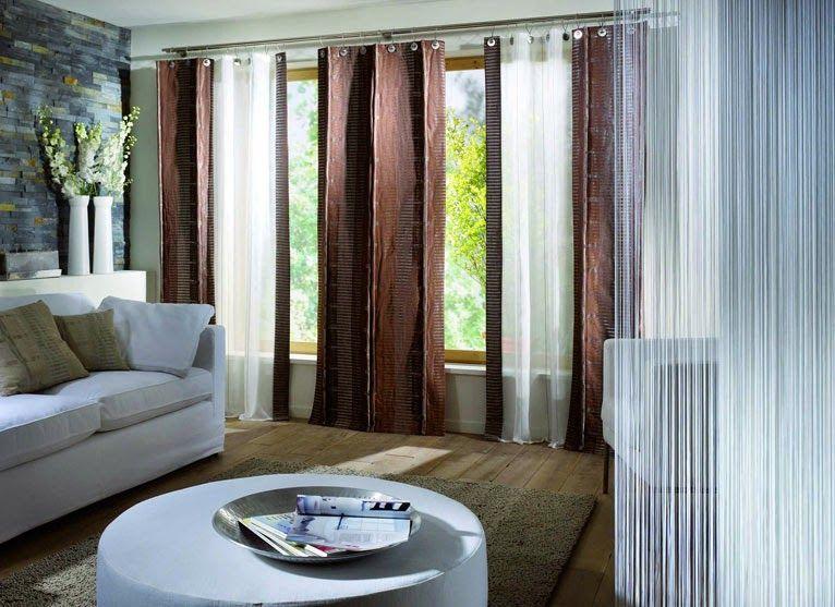 Curtain Ideas: Ցurtain ideas for living room modern curtain ...