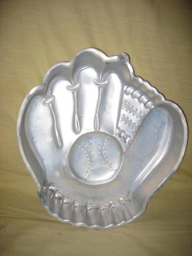 Wilton Baseball Glove Mitt Cake Pan 21051234 1987 You can find out