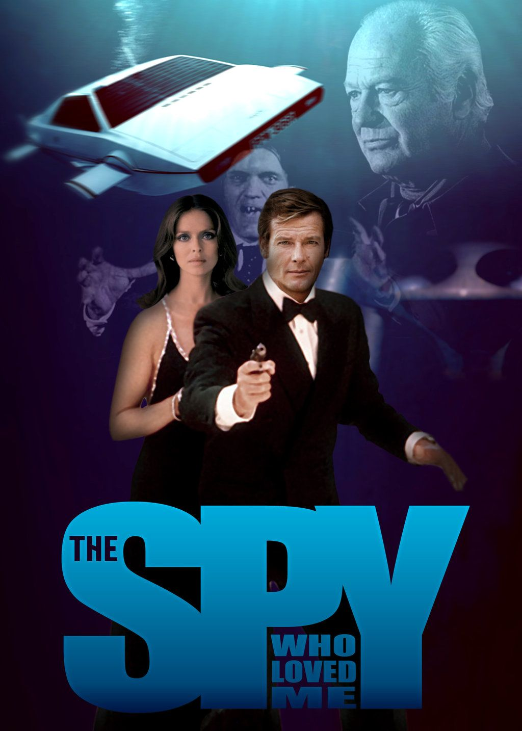 The Spy Who Loved Me (1977) Full Movie 720p Download With Bsub