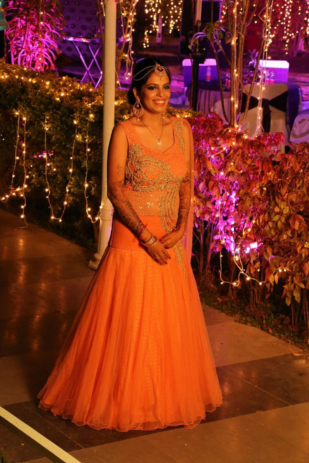 #weddingdress #sangeet