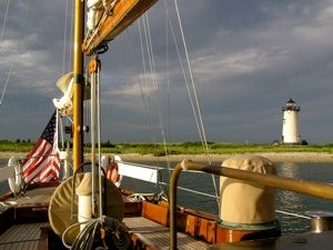 Relax with a sail boat ride around the island  book by phone (508) 627-2889