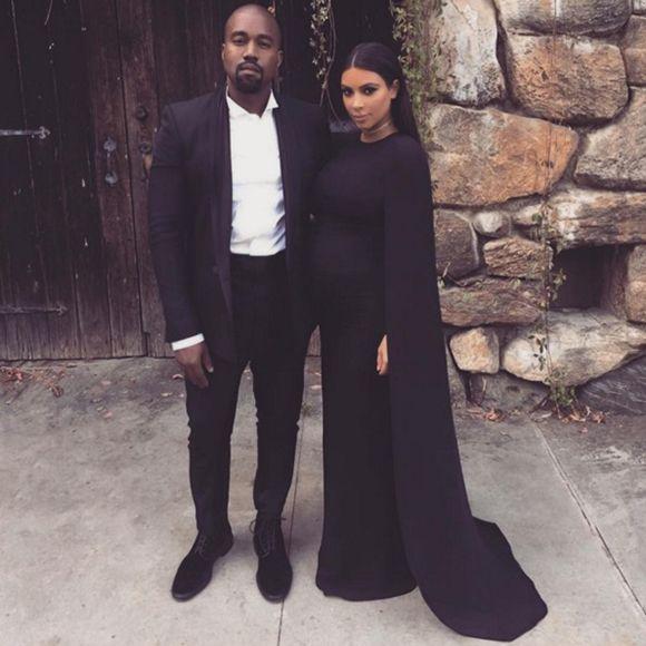 Kim Kardashian et Kanye West accueillent leur nouveau bébé garçon | HollywoodPQ.com