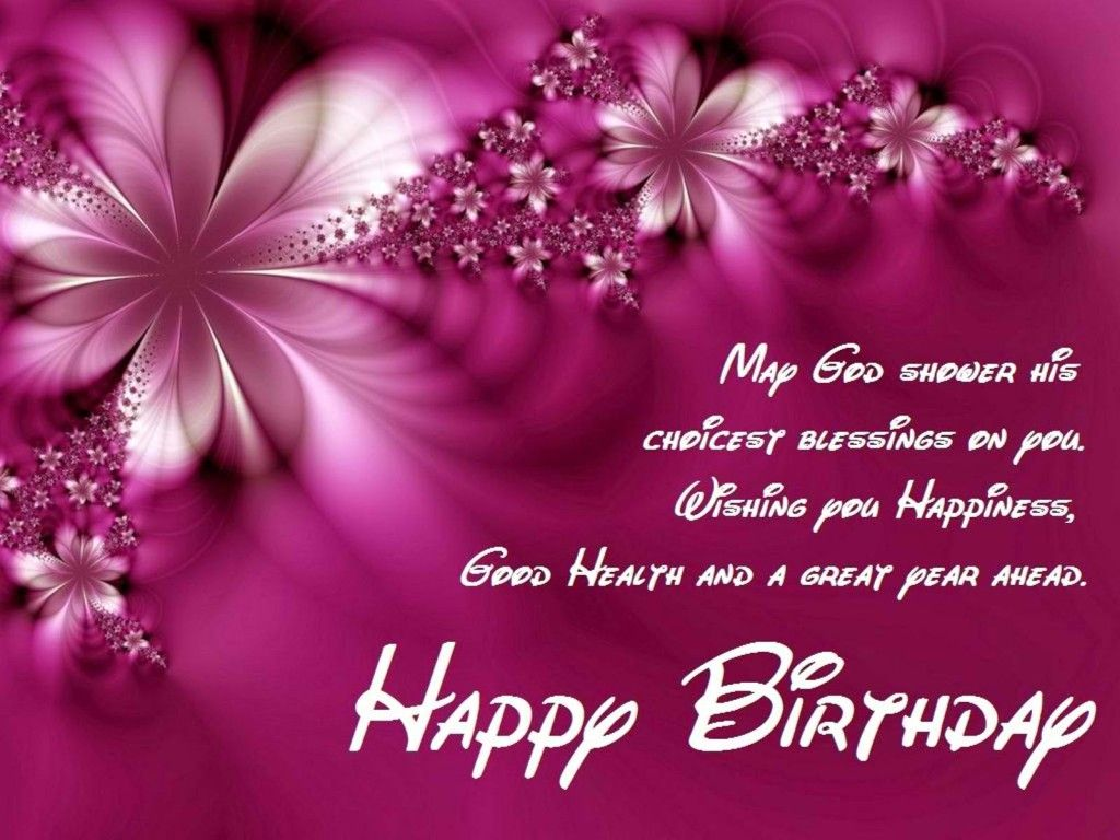 Christian Birthday Wishes Quotes and Messages with Pictures – Birthday Greeting Christian