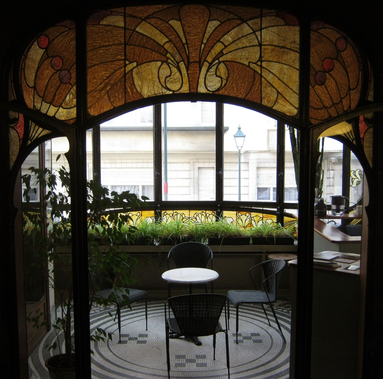 Art Nouveau Hotel Hannon Bruxelles