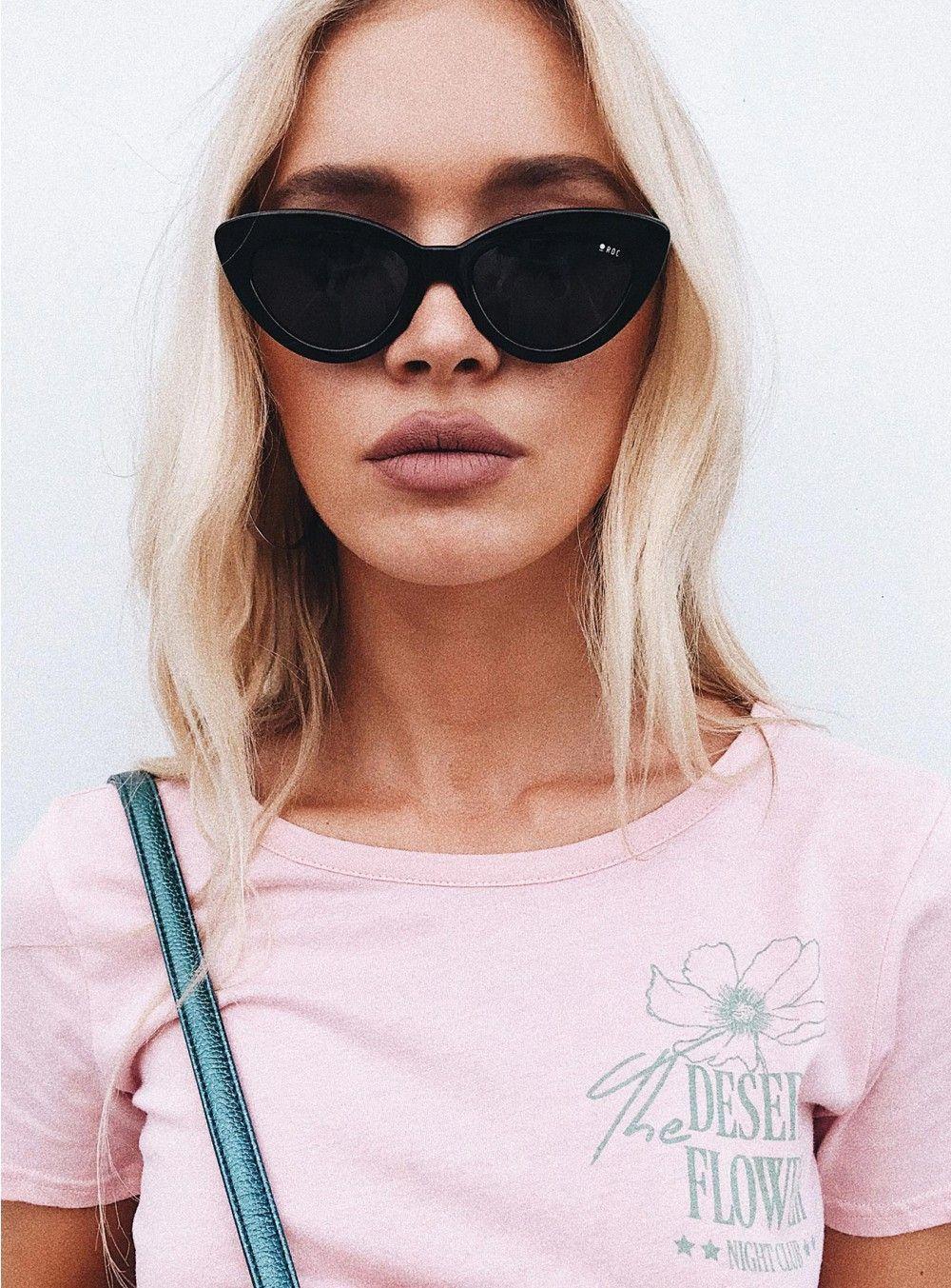 a66b429aabd57 Black Vipa Sunglasses