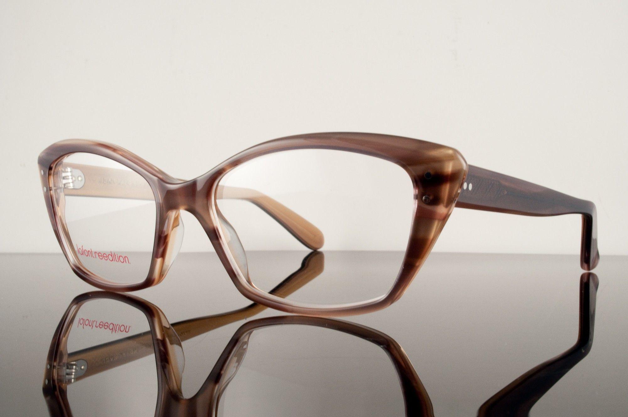 54f6f156df8 Lafont Eyeglasses Honey col. 540