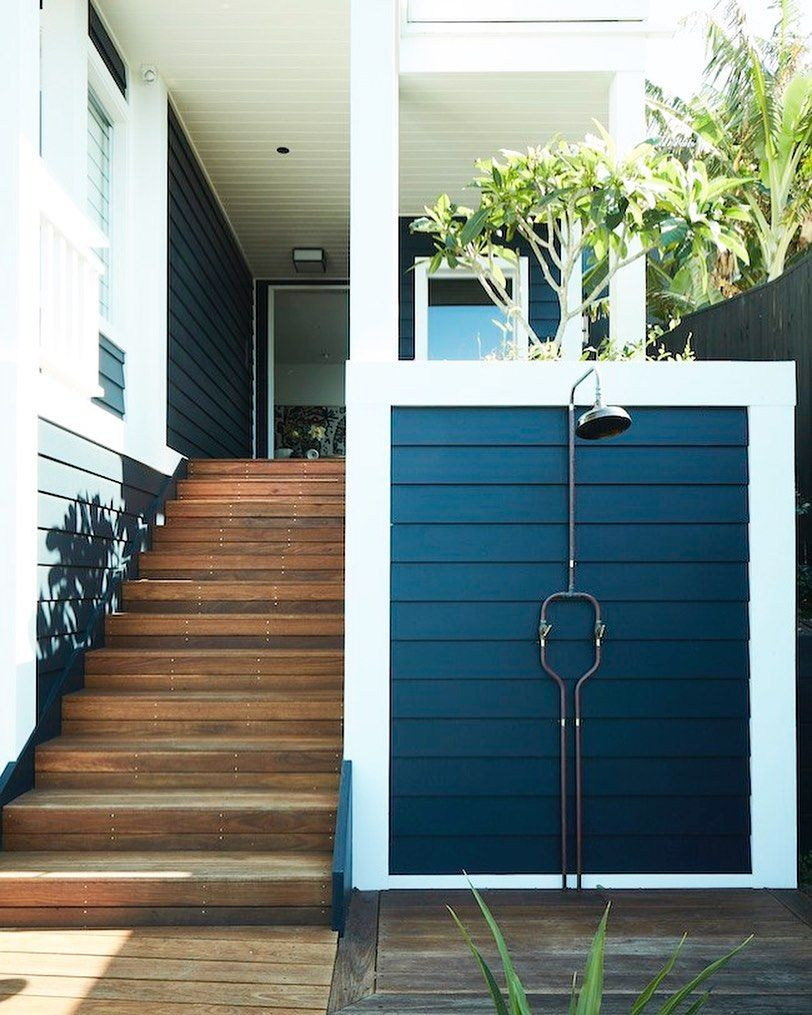 Modern Houseexterior Color Ideas: Coastal Dream Home On Instagram: How Nice Is This Outdoor