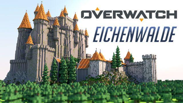 Overwatch eichenwalde castle map minecraft adventure maps overwatch eichenwalde castle map minecraft adventure maps adventure maps freerunsca Image collections