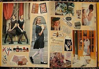 「オリーブ少女よ、蘇れ♡フランスの女子学生=リセエンヌ風ワンピースコーディネート」のまとめ枚目の画像
