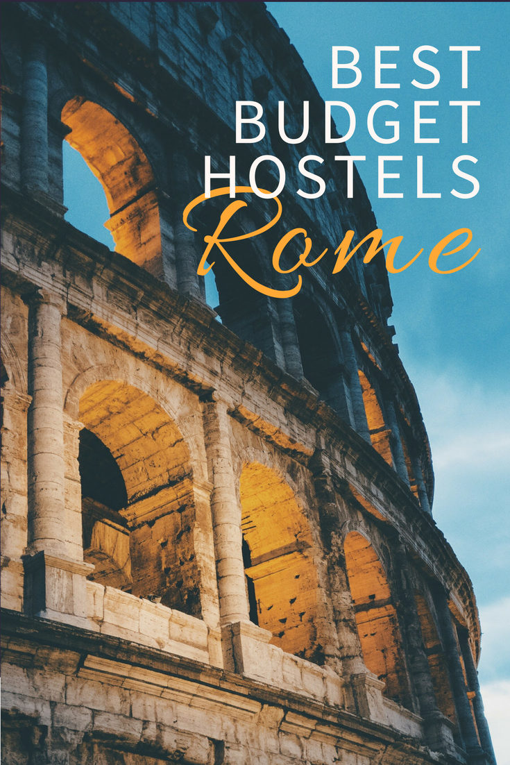 The Best Hostels In Rome, Italy (2020 • REAL Insider's